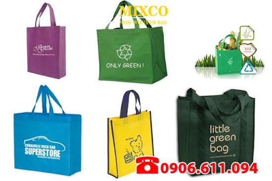 công ty sản xuất túi vải không dệt giá rẻ TPHCM Mixco