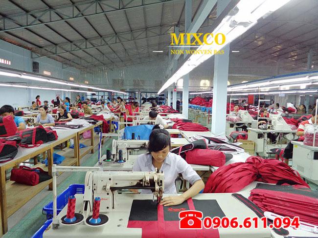 công ty sản xuất túi vải không dệt giá rẻ
