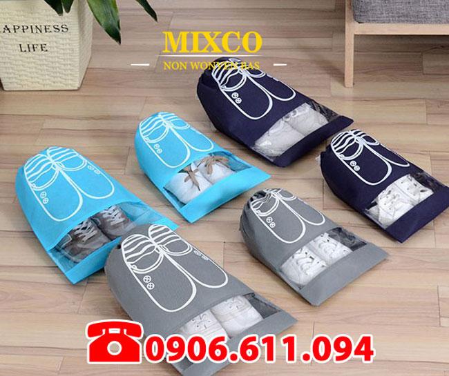 Địa chỉ sản xuất túi vải không dệt TPHCM Mixco