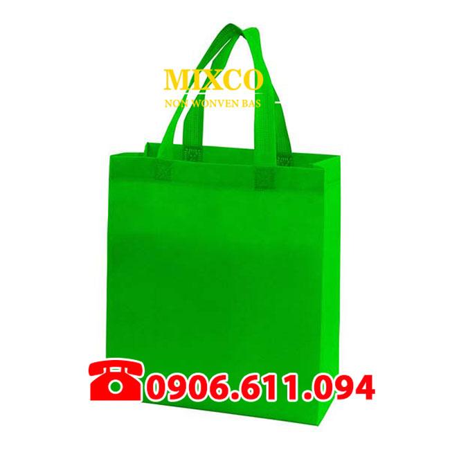 Túi vải bố dạng quai ép giá rẻ TPHCM