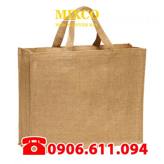 Túi vải đay có quai giá rẻ