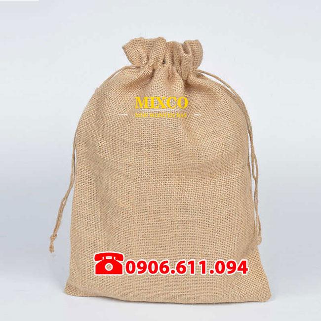 Công ty may túi vải đay đựng cà phê Mixco giá rẻ