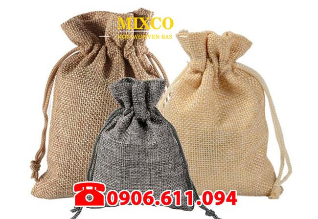 Túi vải đay đựng cà phê giá rẻ TPHCM