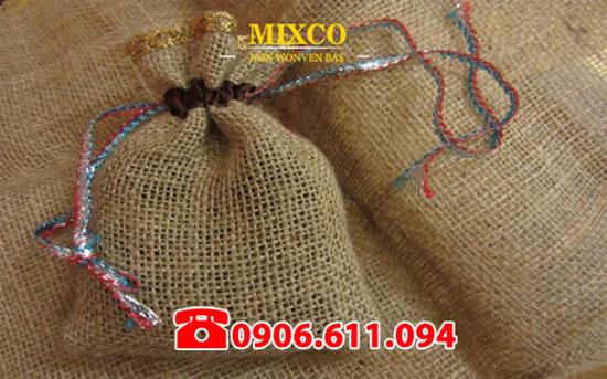 Xưởng may túi vải đay đựng cà phê Mixco