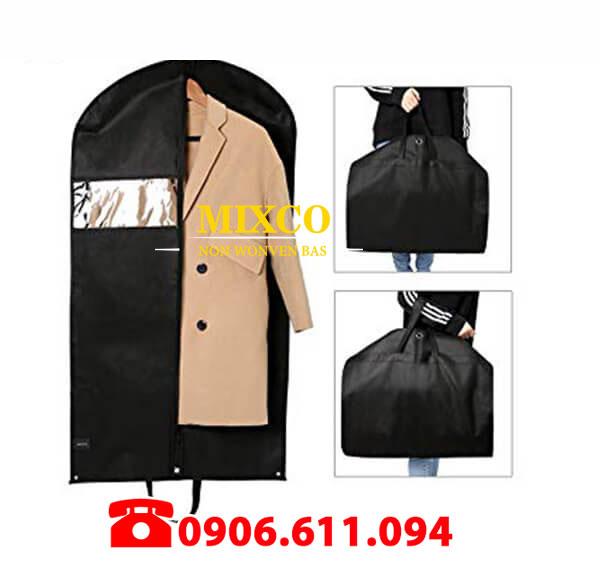 Xưởng in túi vải đựng áo Vest giá rẻ TPHCM Mixco