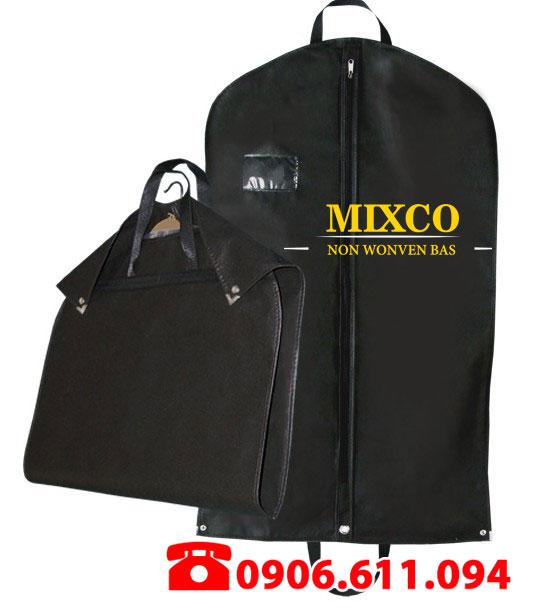 Xưởng in túi vải đựng áo Vest Mixco