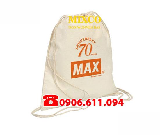 Công ty may túi vải không dệt dây rút Mixco