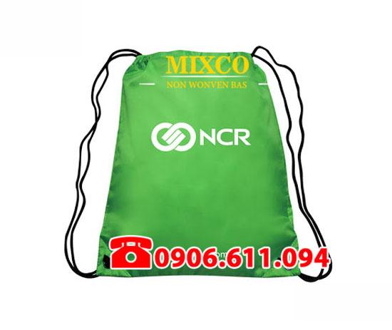 Túi vải không dệt dây rút giá rẻ TPHCM