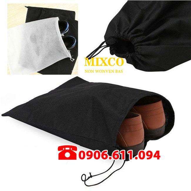 Xưởng may túi vải không dệt đựng giày giá rẻ TPHCM Mixco