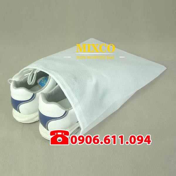 Xưởng may túi vải không dệt đựng giày giá rẻ TPHCM