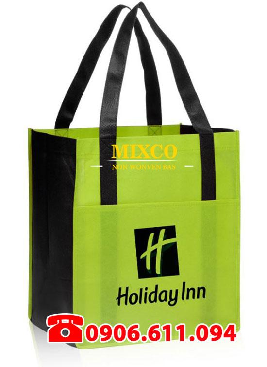Túi vải không dệt ép nhiệt giá rẻ