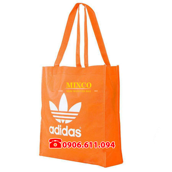 Túi vải không dệt in Logo giá rẻ TPHCM Mixco