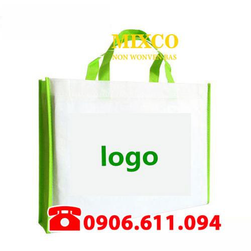Xưởng may túi vải không dệt in Logo giá rẻ TPHCM Mixco