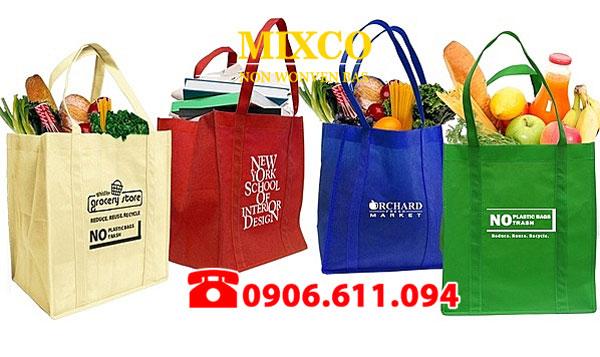 Túi vải siêu thị