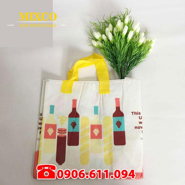 Túi vải siêu thị giá rẻ TPHCM