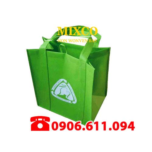 Xưởng may túi vải siêu thị Mixco