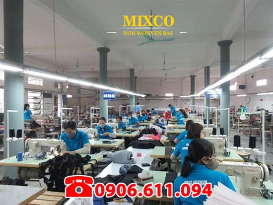 xưởng may in túi vải không dệt Mixco