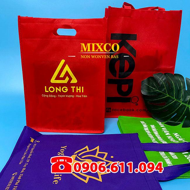 Xưởng may túi vải không dệt giá rẻ Mixco TPHCM