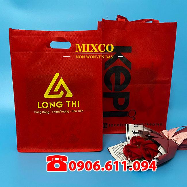 Công ty in túi vải không dệt giá rẻ Mixco TPHCM